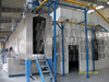 Powder Coating Pretreatment - Spraying Tunnel