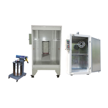 Basic Powder Coating Applications Systems