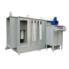 Automatic Type Tunnel Powder Coating Booth